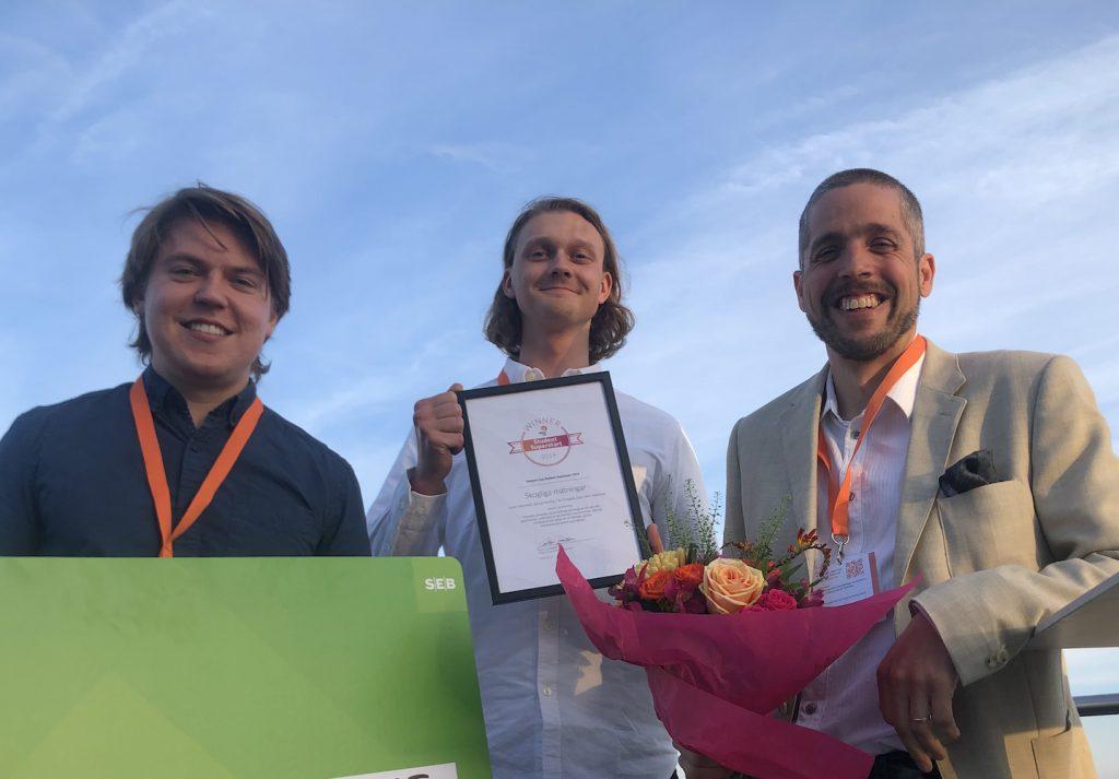 Arboreal is a winner in Venture Cup