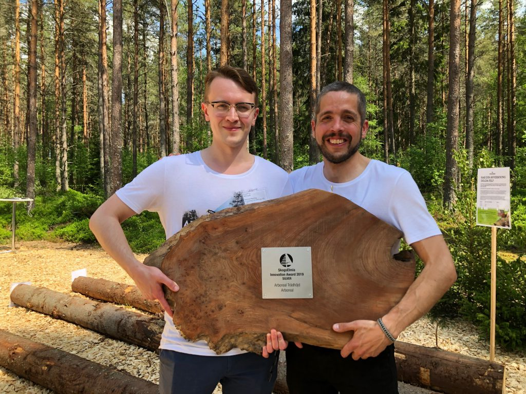 Arboreal receives Innovation Award
